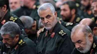 سليماني كان يعد مسؤول أذرع إيران في المنطقة.