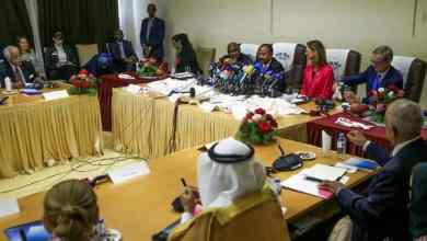 اجتماع سابق لأصدقاء السودان