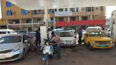 محطة وقود السودان