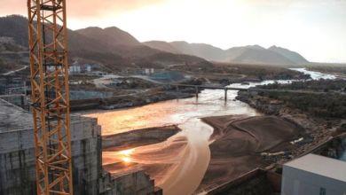 سيكون سد النهضة الإثيوبي أكبر سد في أفريقيا GETTY IMAGES