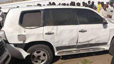 محاولة اغتيال رئيس وزراء السودان دكتور عبدالله حمدوك