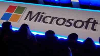 """عدد مكالمات الفيديو عبر برنامج مايكروسوفت """"تيمز"""" ارتفع بنسبة ألف في المئة © أ ف ب"""