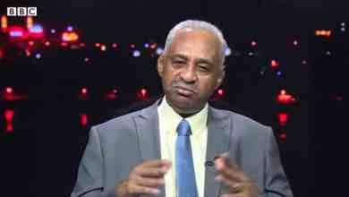 وزير الإعلام السوداني فيصل محمد صالح - بي بي سي عربية