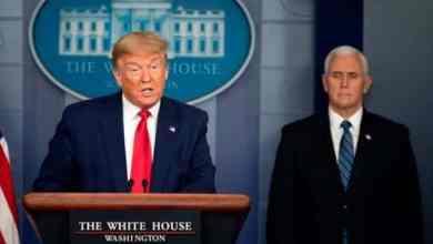 لم يخف الرئيس الأمريكي في الفترة الأخيرة رغبته في استئناف عمل النشاط الاقتصادي رغم انتشار فيروس كورونا Getty