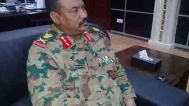 اللواء ركن أحمد حنان أحمد صبير والي ولاية الجزير