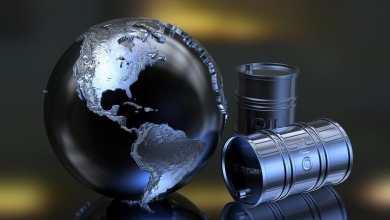 انهيار تاريخي لسعر البترول الأمريكي Gettyimages.ru Dieter Spannknebel
