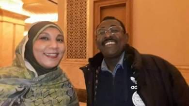 طه الحسين وزوجة المتهم السابقة منى علي