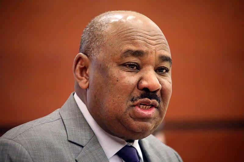 وزير المالية د. إبراهيم البدوي