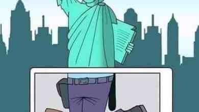 امريكا العنصرية