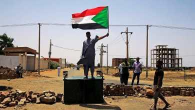 الثورة السودانية
