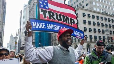 يطمع ترامب في حصد أصوات ناخبين سود في انتخابات 2020