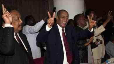 """موافقة الحكومة السودانية على منح منطقتي النيل الأزرق وجنوب كردفان """"حكما ذاتيا""""، حسب قيادي في الجبهة الثورية"""