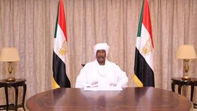 المشير البرهان رئيس مجلس السيادة