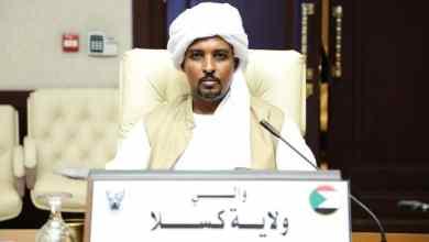 صالح محمد عمار والي كسلا