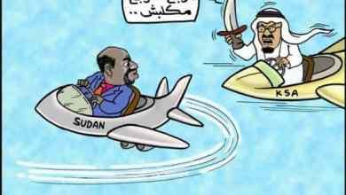 السلطات السعودية تمنع طائرة عمر البشير من عبور المجال الجوي للمملكة