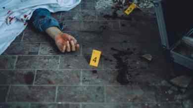 جريمة القتل GETTY IMAGES