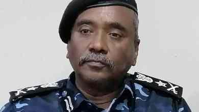 مدير الشرطة عز الدين الشيخ