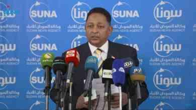 وزير الطاقة والتعدين المكلف خيري عبد الرحمن