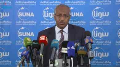 وكيل وزارة الطاقة والتعدين د. حامد سليمان