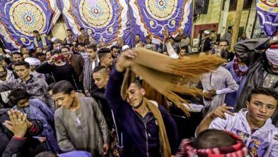 من الاحتفال بالمولد النبوي في القاهرة العام الماضي MOHAMED EL-SHAHED