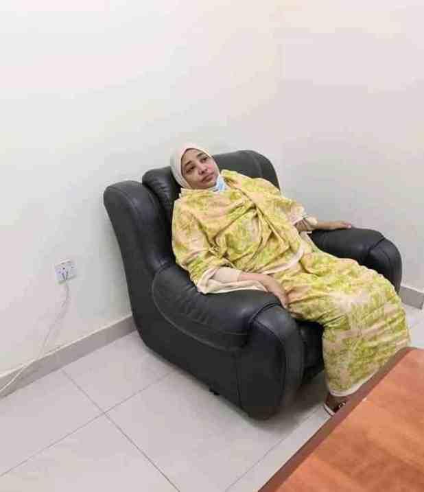 لجنة إزالة التمكين تدين جريمة تصوير وداد بابكر زوجة المخلوع عمر البشير وتكشف عن مرتكبها