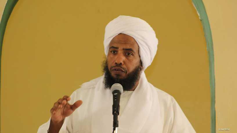 عبد الحي يوسف أحد أبرز رموز تيار الإسلام السياسي في السودان | Source: Twitter
