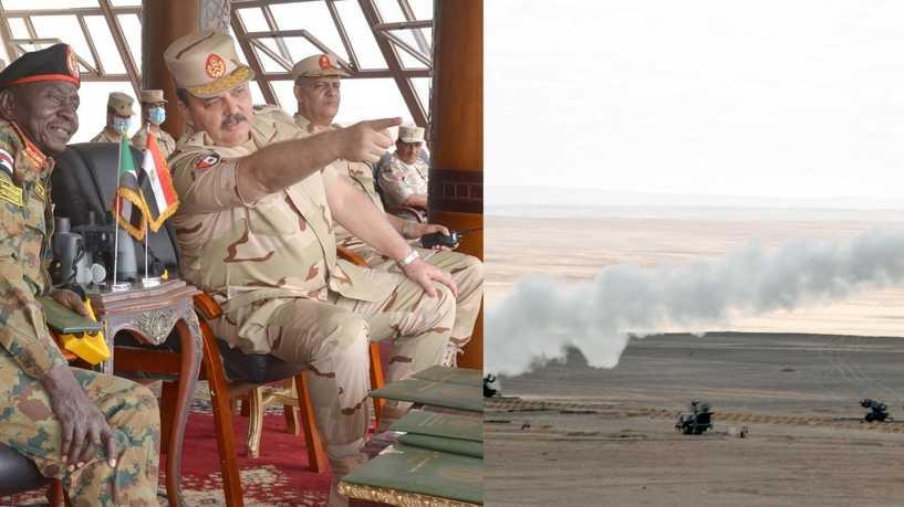 الجيش المصري يؤكد أنباء إجراء مناورة عسكرية مع السودان - 14 نوفمبر 2020