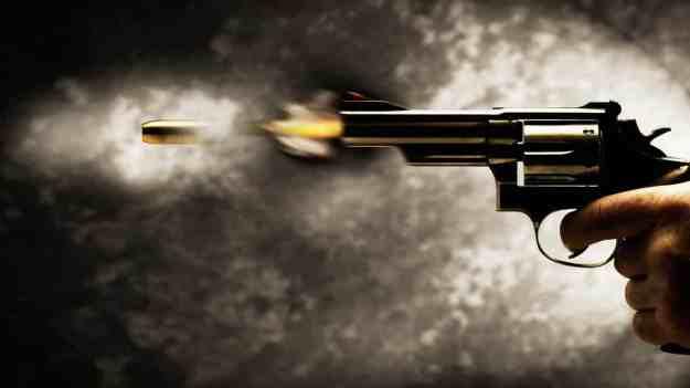 اطلاق رصاص - صورة تعبيرية للاستخدام في أغراض التحرير الصحفي