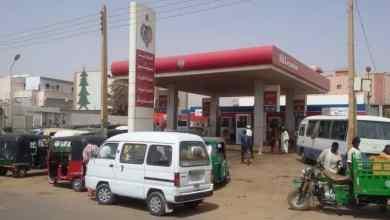 ازمة الوقود في السودان