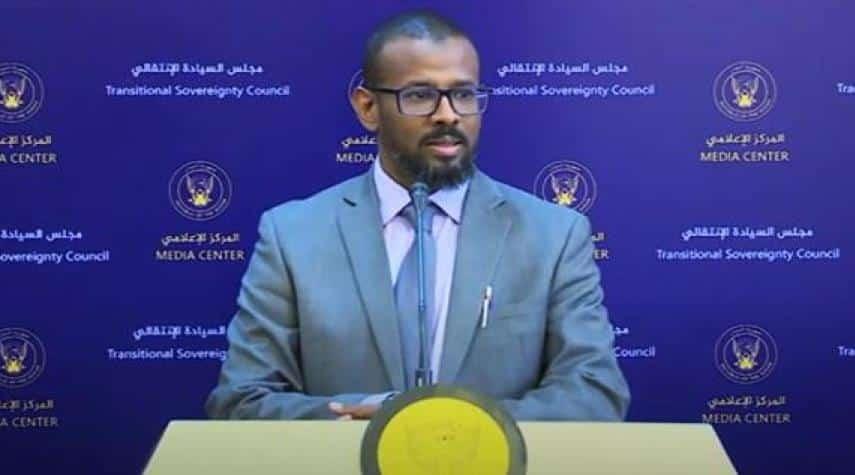 وزير الدولة بوزارة البني التحتية هاشم أبنعوف