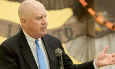 Alabama Superintendent Michael Sentance