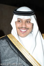 جريدة الرياض سمو ولي العهد يحتفل بزواج حفيده الأمير سلطان بن فهد