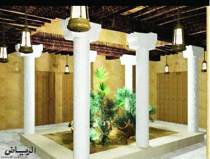 جريدة الرياض تطور الطرز الفنية في العمارة السعودية