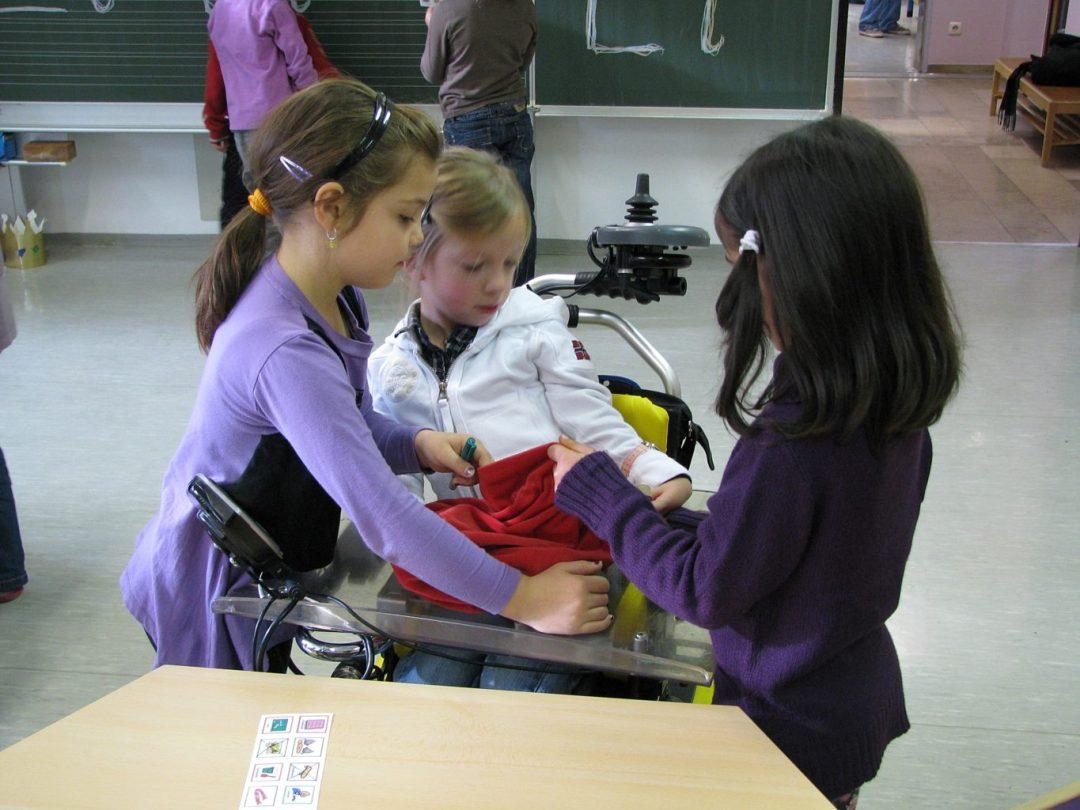 Inklusion Astrid-Lindgren-Schule