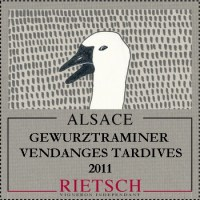 GEWURZTRAMINER 2011 VENDANGES TARDIVES