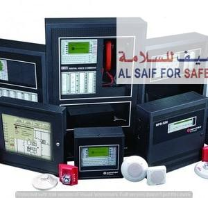 Notifier Fire Alarm | السيف للسلامة