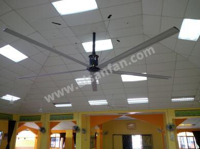 malaysia mesjid ceiling fan