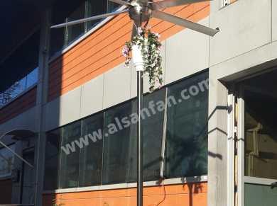 Profan Istanbul - Pole Ceiling Fan 03