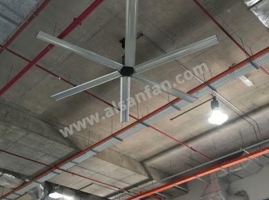 machine industry ceiling fan