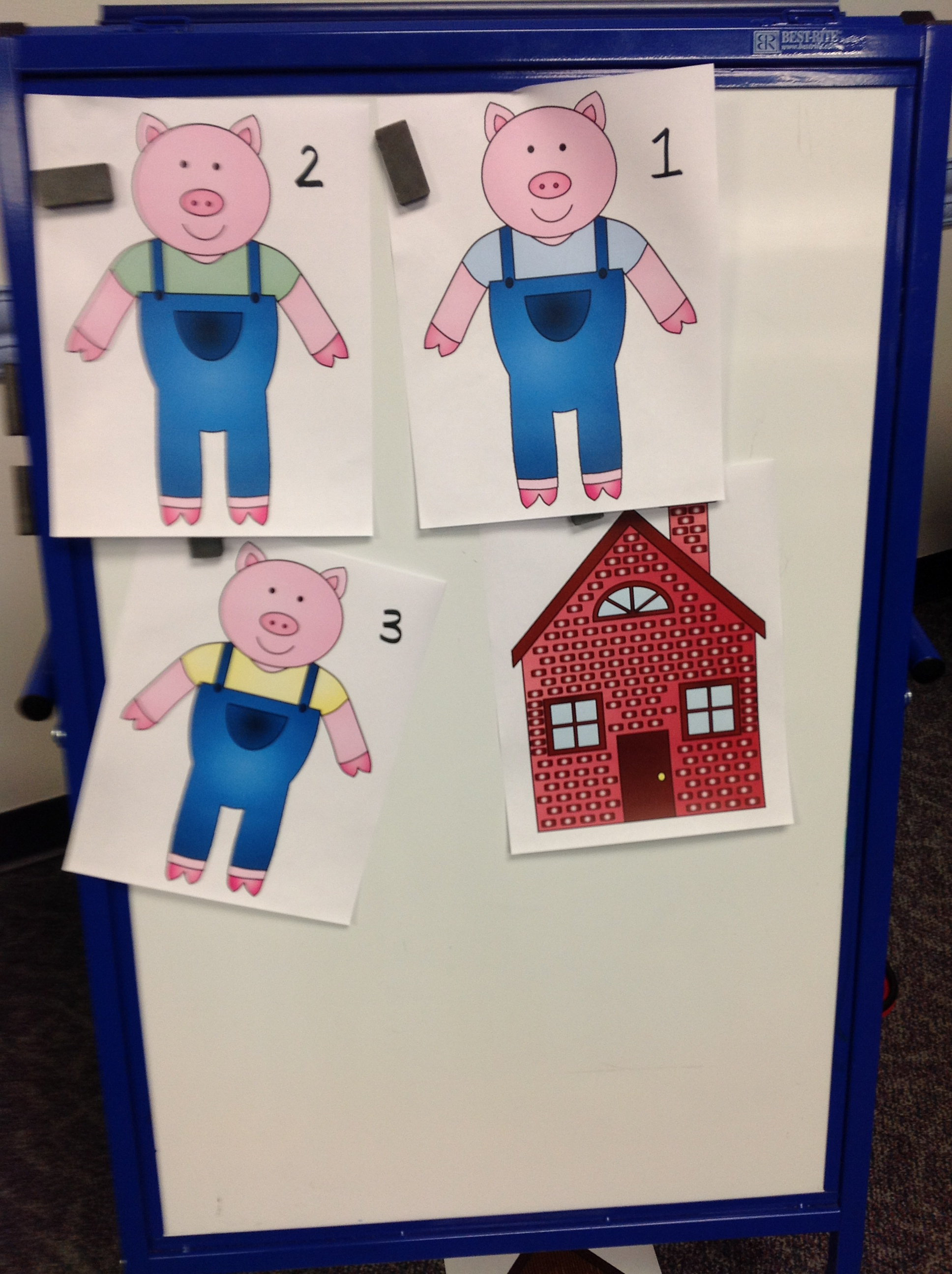 The Three Little Pigs Amp The Preschool Science