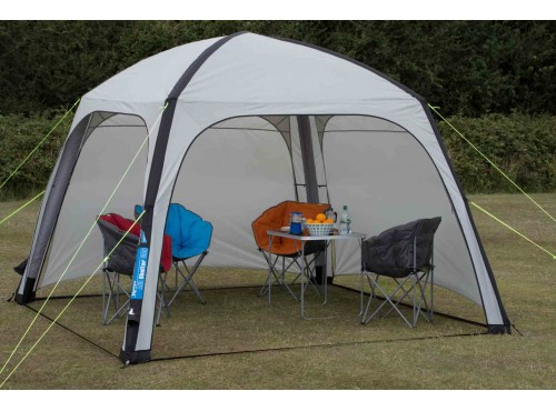 abri camping tonnelle gonflable