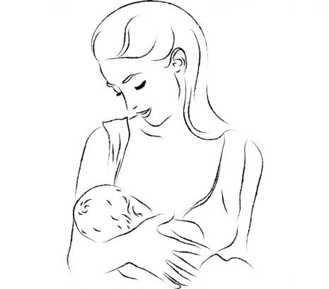 تفسير حلم رؤية الرضاعة من الثدي في المنام لابن سيرين