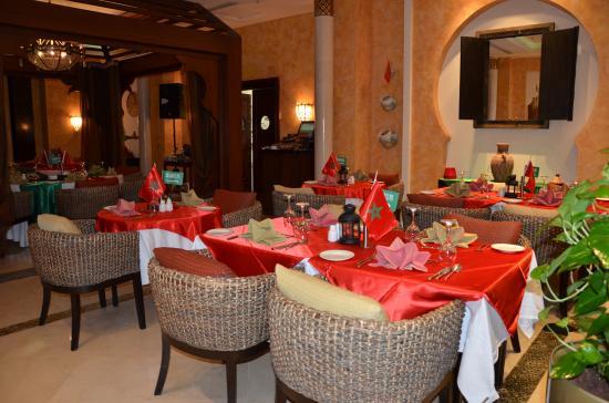مطعم مراكش المغربي الخبر