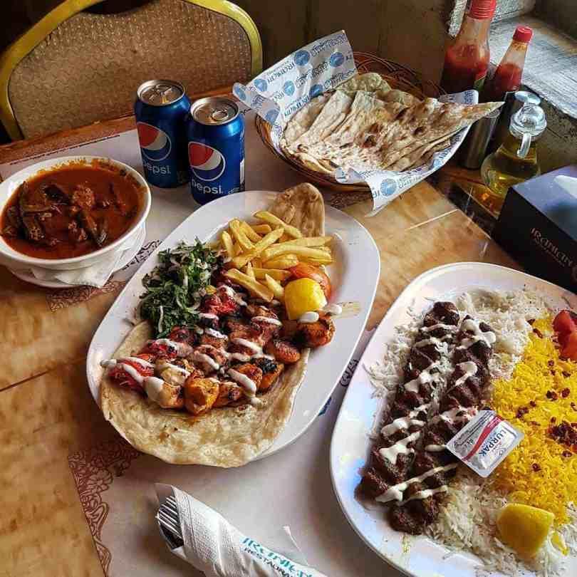 مطاعم طريق الملك عبدالله الاحساء راقية