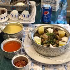 مطعم فريج المباركية