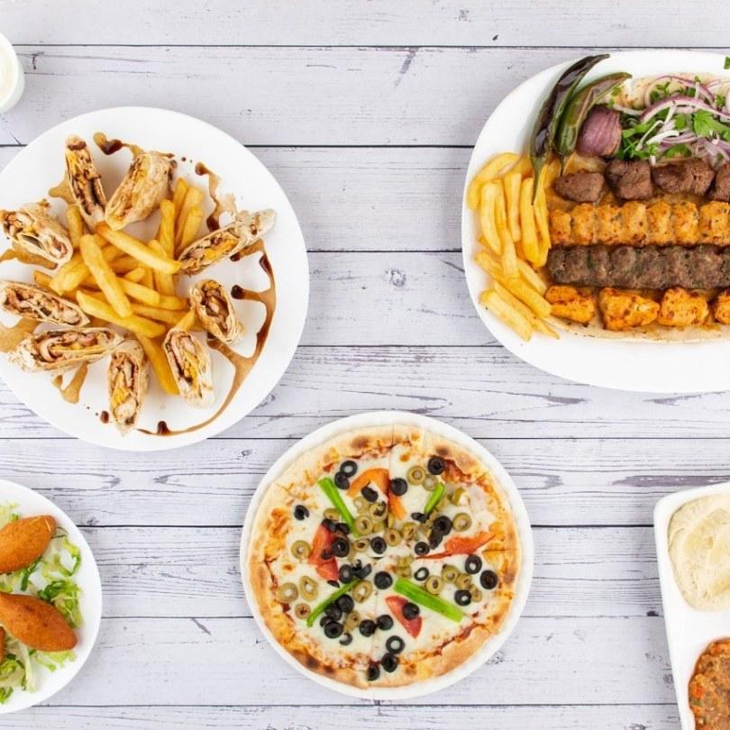 مطعم أبو النور الدمام
