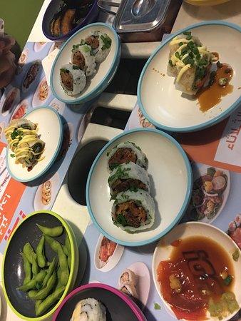 مطعم يو سوشي الظهران