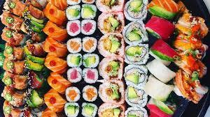 مطعم سوشي في الخبر