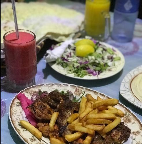مطعم صلاح الدين الاحساء