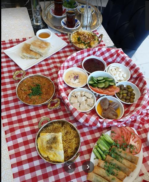 مطاعم تركية الدمام راقية